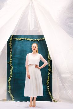"noni bridal collection ""federleicht"" 2017_Photography by Le Hai Linh Photography as seen on Wedding Blog Humming Heartstrings. Read more: http://www.hummingheartstrings.de/index.php/hochzeitsmode/noni-federleicht-kollektion-2017/"