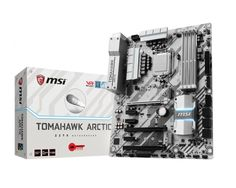 This white motherboard supports multiple graphics cards via AMD CrossFire, and comes with DDR4 technology which can get up to 2400 MHz in frequency. Another thing is that it supports Intel's 6th and 7th-generation of processors.