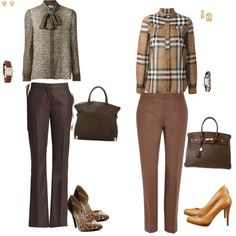 A fashion look from June 2015 featuring brown shirts, long sleeve blouse and zipper pants. Browse and shop related looks. Mocha Chocolate, Vince Camuto, Nine West, Polyvore Fashion, Yves Saint Laurent, Burberry, Fashion Looks, Brown, Pants