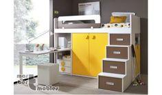 Dormitorio juvenil Fun T09