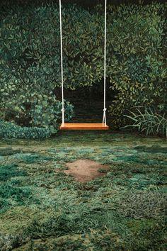 Grassland carpets by Alexandra Kehayoglou.