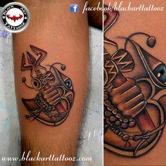 Lord Shiva tattoo #2