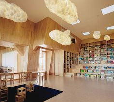 006 IBOBI International Kindergarten by VMDPE interior6