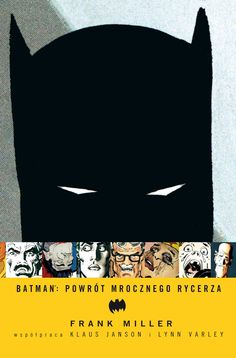 Batman: Powrót Mrocznego Rycerza #komiks