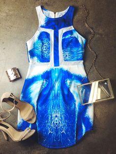 ST TROPEZ DRESS on Wanelo