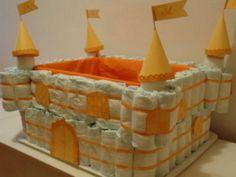 Castillos de pañales