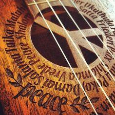 Cool guitar.
