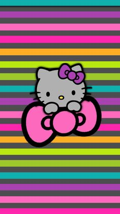 New Wallpaper Iphone Cute Disney Backgrounds Hello Kitty Ideas Sanrio Hello Kitty, Hello Kitty Art, Hello Kitty Themes, Hello Kitty Outfit, Hello Kitty Clothes, Hello Kitty Iphone Wallpaper, Hello Kitty Backgrounds, New Wallpaper Iphone, Cartoon Wallpaper