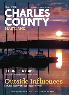 New Digital Magazine: Charles County, Maryland