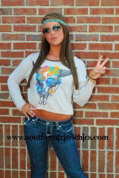 Western Watercolors T-shirt $42.99!