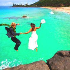 The waimea rock jump :)