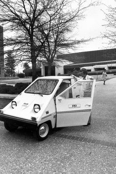 Electric Car - University of...