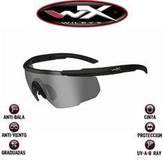 No todas las tiendas venden Gafas Wiley X. No todas tienen esa categoría. Tanto para partidas Airsoft como para llevarlas cuando te de la gana, las WileyX son definitivamente tus gafas. No son réplicas. Son Wiley X #wileyx #gafas #airsoft Airsoft, Oakley Sunglasses, Tents