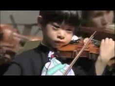 1995 - Ryu Goto Plays Paginini at age 7