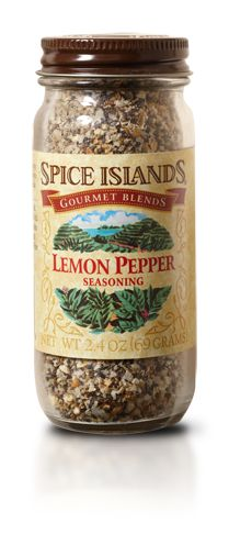 Lemon Pepper Seasoning - Seasoning Mixes