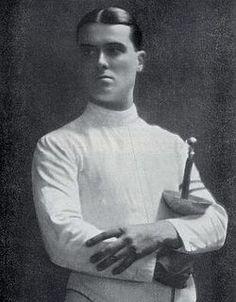 Franco Riccardi,  spada Amsterdam 1928