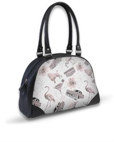 Vegas Bowler Handbag Liquor Brand | Cherri Lane | Women's Clothing Boutique in Perth, Australia specializing in plus size.