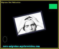 Migraine Shot Medication 184421 - Cure Migraine