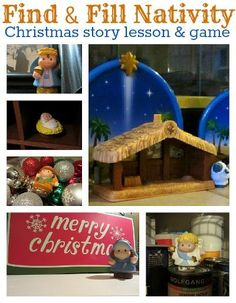 Nativity scavenger h