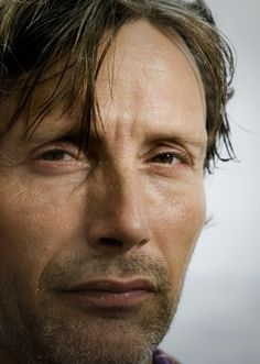 Mads Mikkelsen by Xavier Lambours