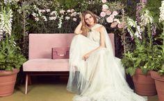 The Olivia Palermo Lookbook : Olivia Palermo in Aerin's New Fall Accessories Campaign