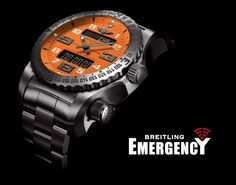 Just available in the U.S. market, this Breitling Emergency Watch will be available at Tara Fine Jewelry Company in the very near future. The watch features: built-in personal locator beacon (PLB), a rechargeable battery, a miniaturized dual frequency transmitter, and an unprecedented integrated antenna system. This is the perfect timepiece for all adventure seekers!