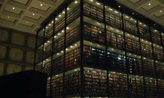 Welcome to the world's most insanely cool library - Posted on Roadtrippers.com!
