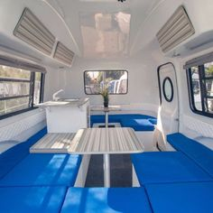 """jebiga-design-magazine: """"Happier Camper HC1 Travel Trailer By combining amazing looks and spectacular interior design the fellas at Happier Camper have made something you just don't see every day. """""""