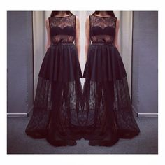 """""""Lace + Leather dress by Coo Culte #CooCulteDress #CooCulteBlack #CooCulteLace #CooCulteLeather"""""""
