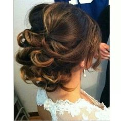 Looking for wedding hair suggestions for illusion neckline dress - Weddingbee