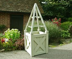 about garden planters on pinterest wooden garden planters planters