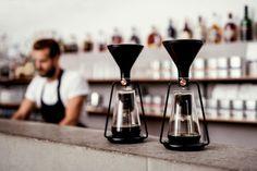 完璧な分量や浸出時間を教えてくれるスマート・コーヒーメーカー「GINA」 | roomie(ルーミー)