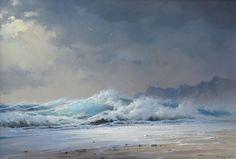 Windy day. George Dmitriev