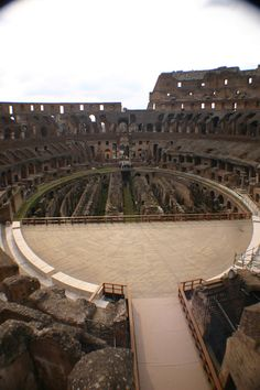 i do have to make a editing here, being a fan of classic Roma.  The real name is Flavian Amphitheater, the Divine Vespasian posthumous gift to the people of Roma, started in 72 B.C and later finished by his son, Titus in 80 B.C, and commonly called Colosseum  or Colossus, because of the proximity of the Colossus of Nero.