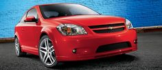 Chevy Cobalt - In theory this could be fun too. Esp the SS.
