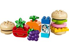 Have a Creative Picnic with all of the LEGO® DUPLO® bricks!