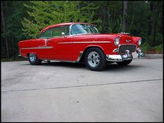 1955 Chevrolet Belair Coupe 350/350