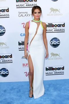 Selena Gomez at the 2013 Billboard Music Awards at the MGM Grand Garden Arena in Las Vegas on Sunday, May 19.