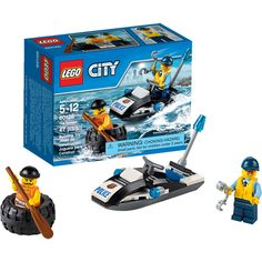 LEGO City Police - Tire Escape by Lego Systems, Inc. - $7.95