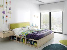 #Dormitorio #Nuit de #Kibuc