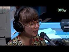 Aafke Romeijn - 'Huilend naar de club' live @ 3FM Freaknacht