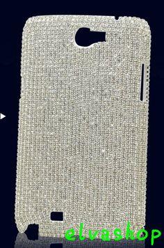 samsung galaxy note 3 case,Bling Samsung galaxy note 2 case,Galaxy Note II case cover handmade,swarovski  note 2 case
