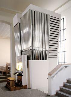 Orgelbau Claudius Winterhalter - Disposition der Chororgel Domkirche St. Eberhard Stuttgart