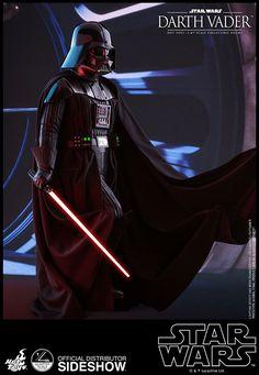 Darth Vader Armor, Vader Helmet, Vader Star Wars, Star Wars Toys, Light Up Lightsaber, Red Lightsaber, Coleccionables Sideshow, Sideshow Collectibles, Star Wars Episode 6