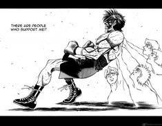 Hajime no Ippo - Capítulo 391 - Union Mangás Manga Art, Anime Manga, New Challenger, Anime Stars, Old School Cartoons, Boxing Quotes, Attack On Titan Art, Anime Tattoos, Manga Pages