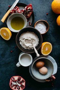 olive oil mini bundts w/citrus glaze | dolly and oatmeal