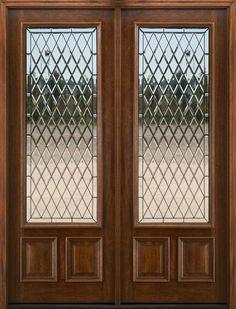 72 In X 80 In White Left Hand Inswing Steel French Patio Door N