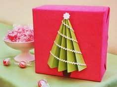 Awesome Idea for wrapping presents!