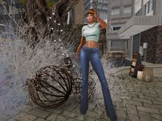 Living Second Life: Mia