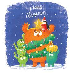 """내 @Behance 프로젝트 확인: """"merry christmas"""" https://www.behance.net/gallery/59937335/merry-christmas"""